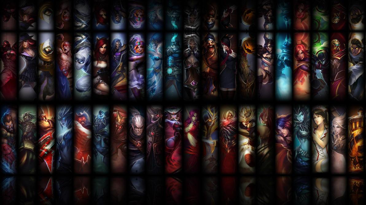 Skins Wallpaper By Wonkaman666