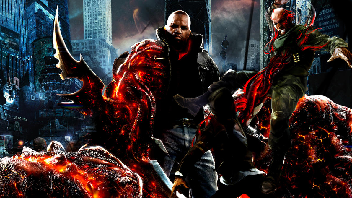 prototype 2 wallpapergermanwallpaper on deviantart