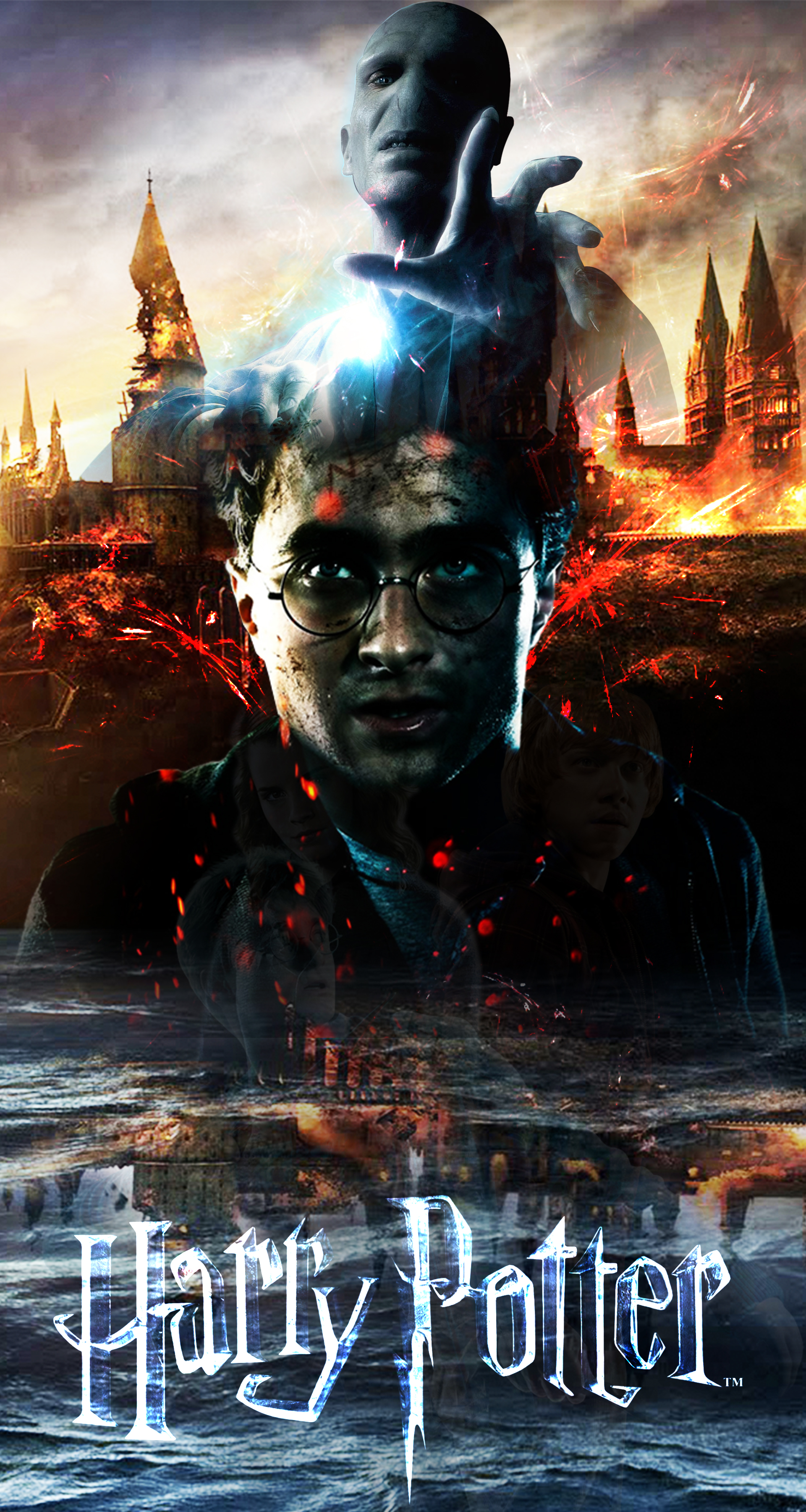Harry Potter Wallpaper. by Germanwallpaper on DeviantArt
