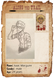 AtT | Isaac Macguire | Outlaw by Nyrathis