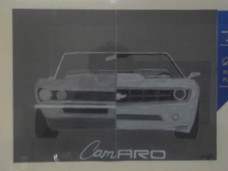 Camaro Throwback