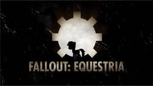 Fallout Equestria OPEN Wallpaper AGED