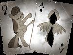 Blackjack Cutie Mark (Weathered)