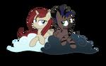 Akira and Stormy