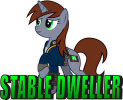 Stable Dweller by sirhcx