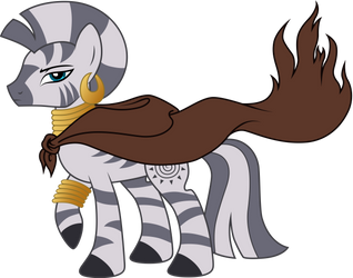 Mysterious Zecora by sirhcx