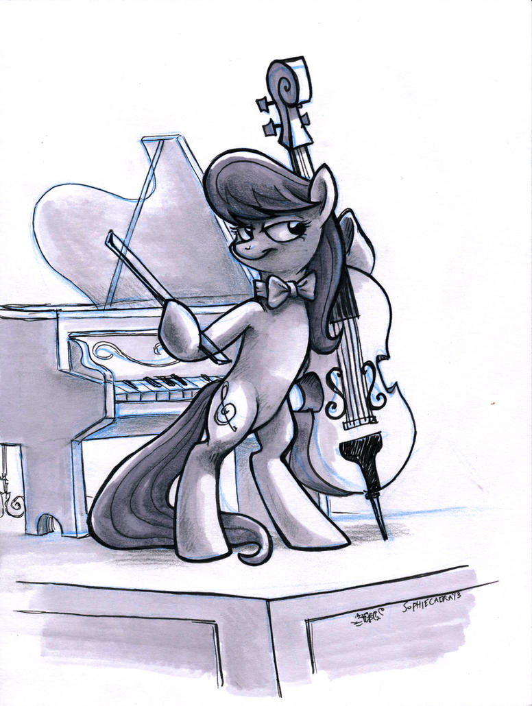Octavia's Grace by sirhcx