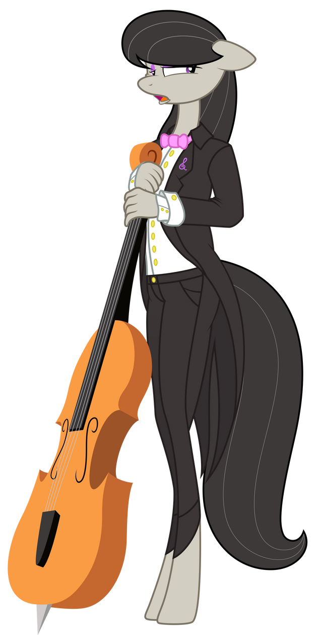 The Cellist by sirhcx