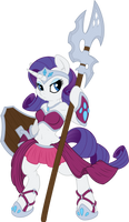 Legionnaire Rarity by sirhcx