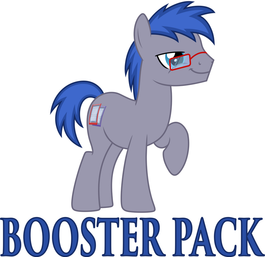 Booster Pack - Commission by sirhcx