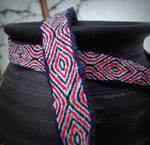 Silk with linen