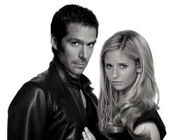 Wesley/Buffy