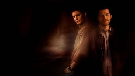 Dean Winchester/Castiel by angelus2hot