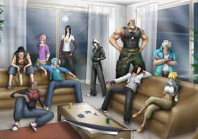 Bleach Urban Life: Espada