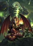 Gnome Warlock and Minions