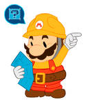 That one to the left! (Super Mario Maker)