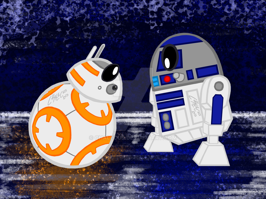 how to draw a cartoon r2 d2