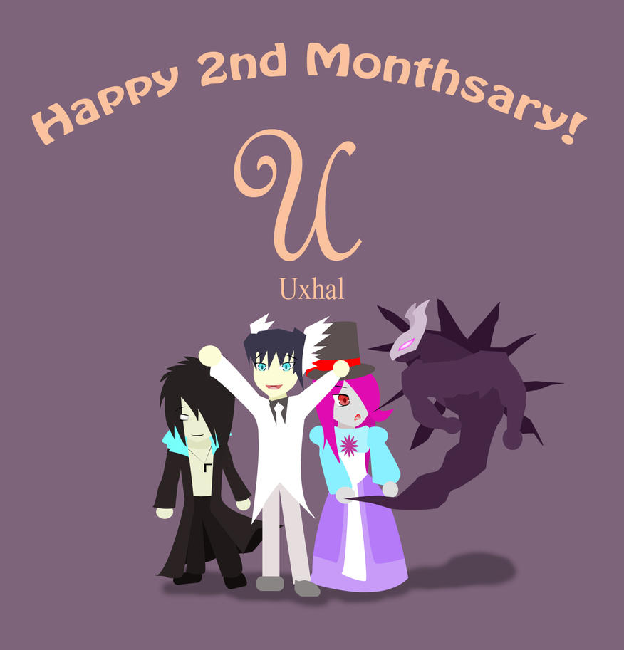 Happy 2nd Monthsary Blog