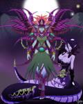 [AQW] 9th Chaos Lord Fanart Contest!