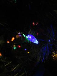 Christmas lights V by dull-stock