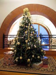Christmas Tree II by dull-stock