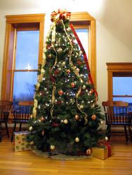 Christmas Tree III by dull-stock