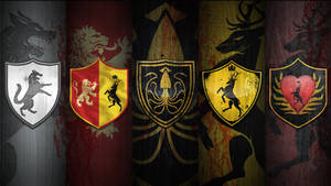 Game of Thrones - Houses