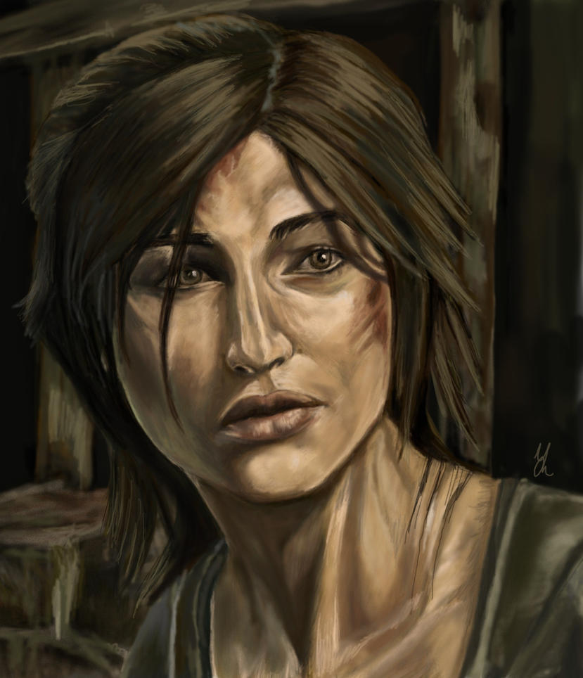 Tomb Rider Wallpaper: Rise Of The Tomb Raider By Jaegermayaster On
