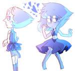 Pearl and Lapiz