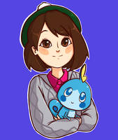 Sobble is cute by madddys
