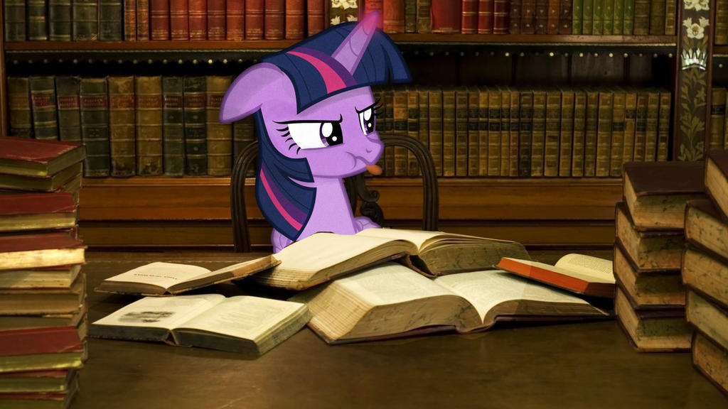 Twilight Is Not Amused by pablomen13