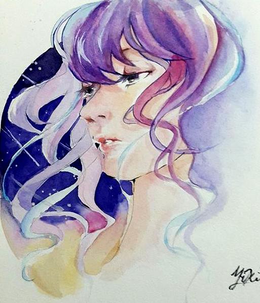 Purple Haze by YXinn