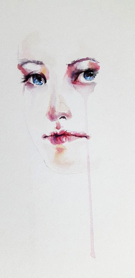 Crying Blood by YXinn