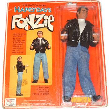 Fonzie Action Figure by FonziesMinion