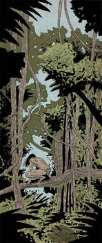 Tarzan by sturstein