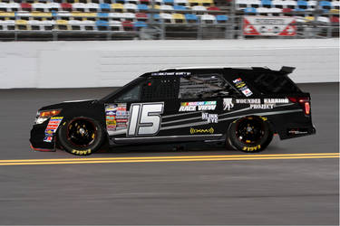 2012 Ford Explorer NASCAR by chef211