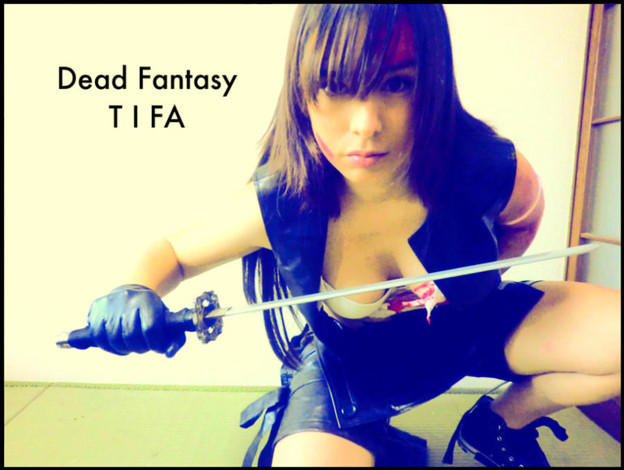 Dead Fantasy - Tifa by frankiki