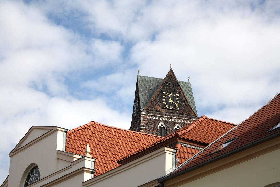 Wismar at the Baltic Sea (Germany) by LoveForDetails