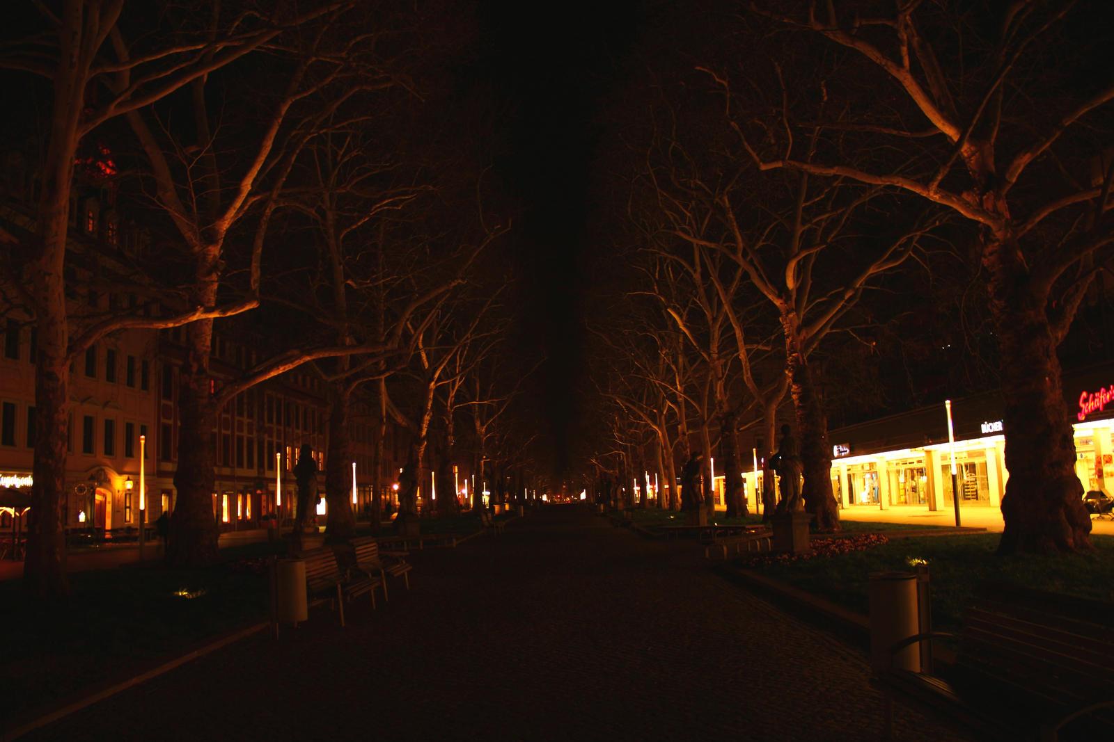 light on dark way by LoveForDetails