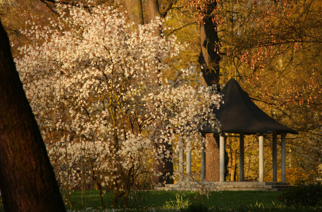 Spring Paradies Pavillon by LoveForDetails