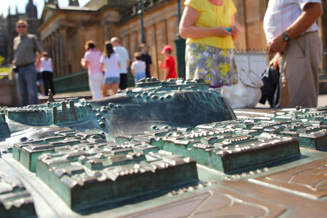 Miniature of Edinburgh City by LoveForDetails