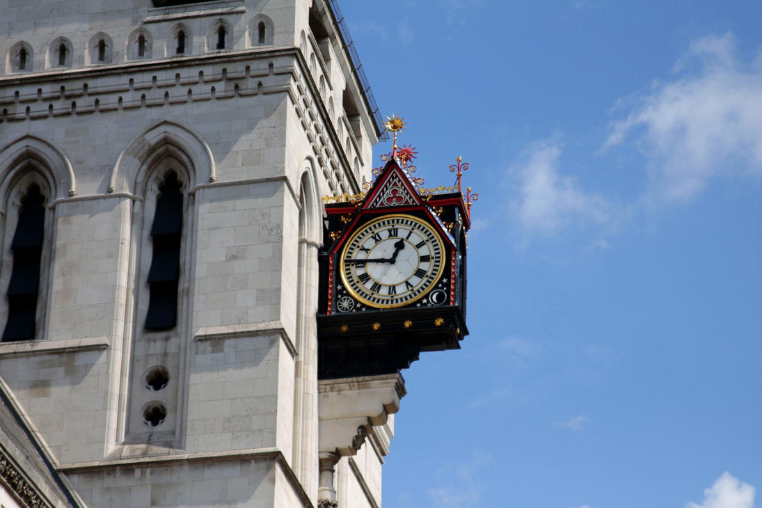 London: Clock by LoveForDetails
