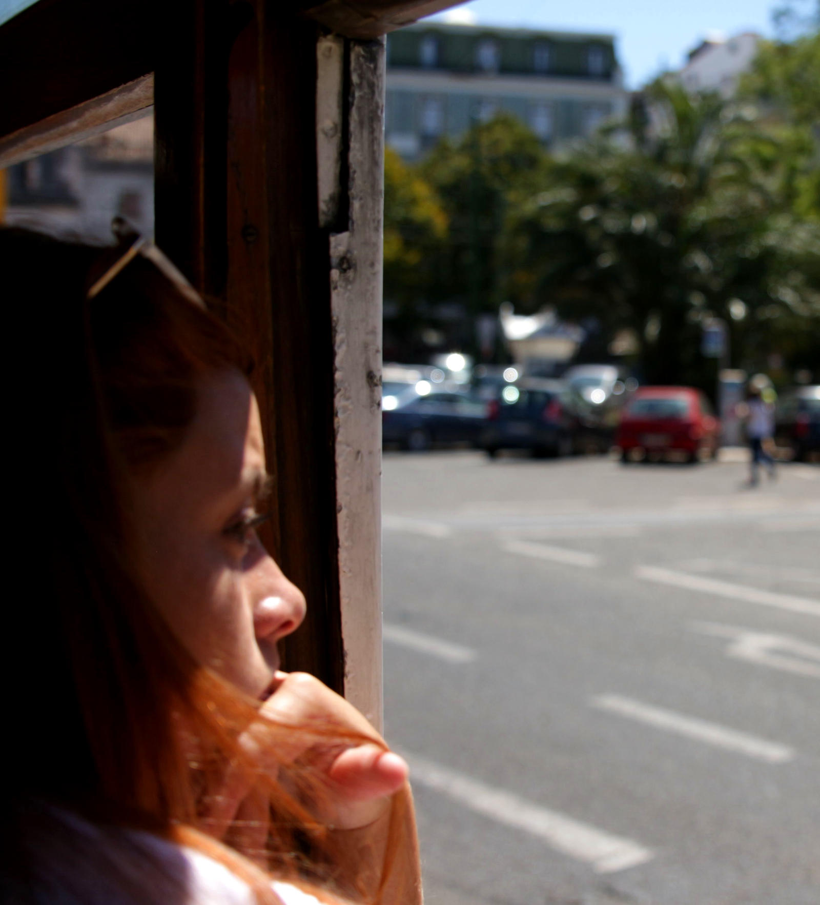 Lisbon - Out of tram by LoveForDetails