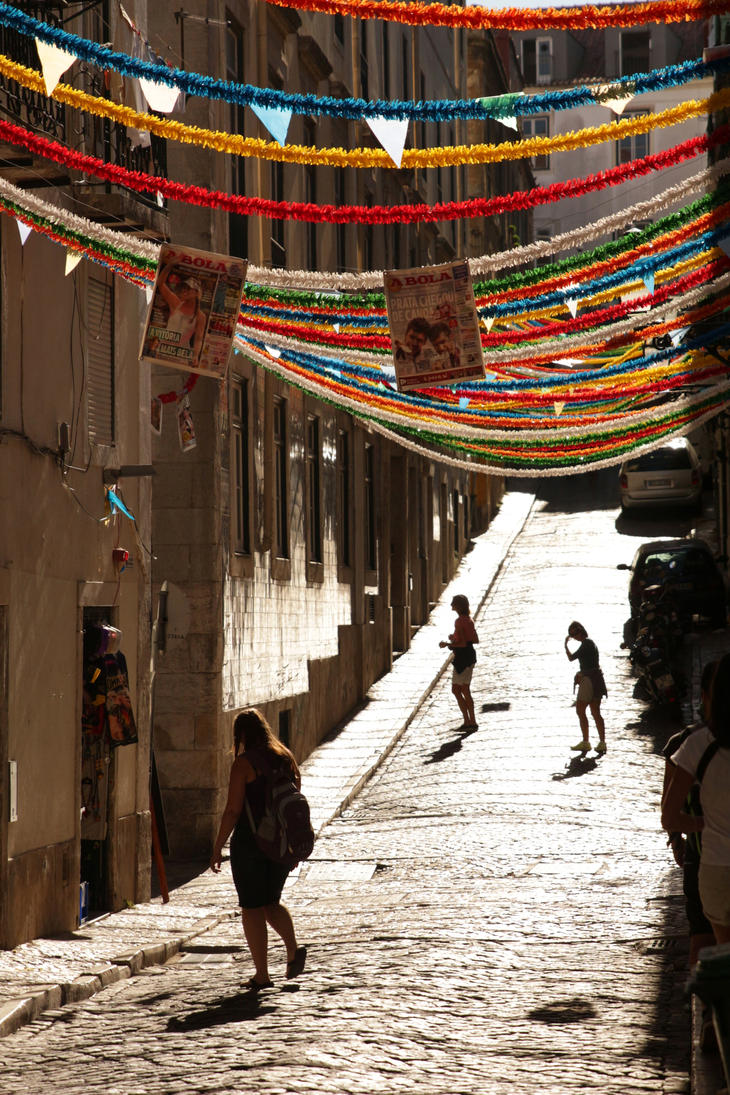 Lisboa - Street by LoveForDetails