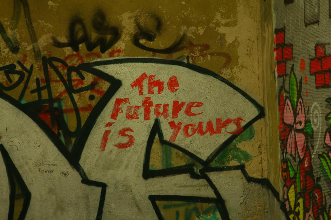 The Future is yours by LoveForDetails