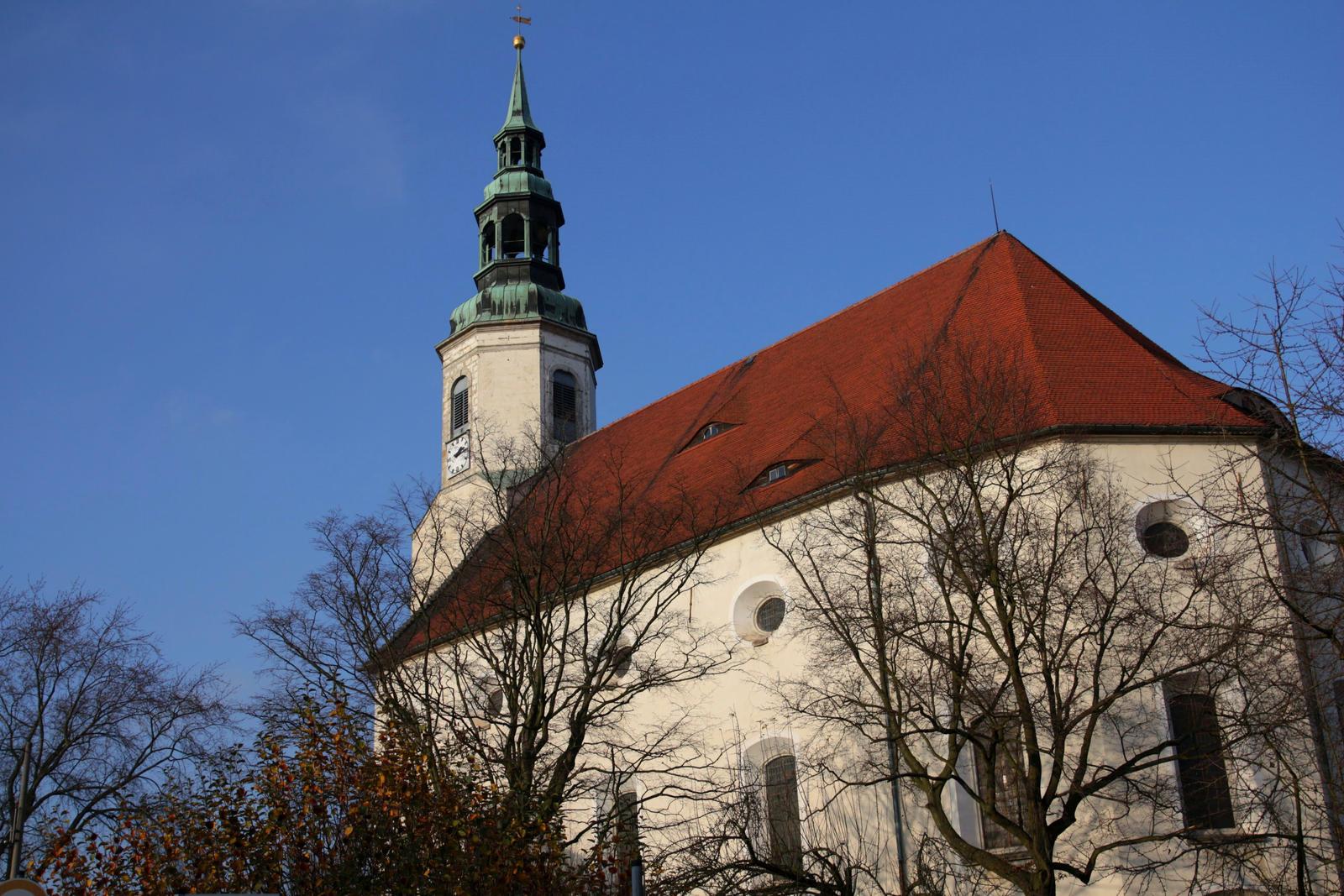 Church at Eibau, Germany by LoveForDetails