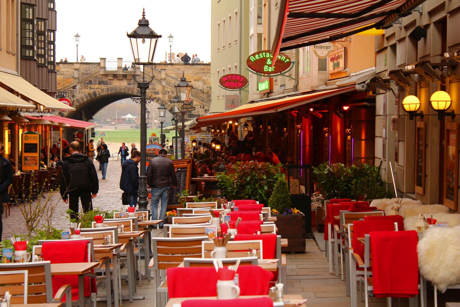 Dresden I by LoveForDetails
