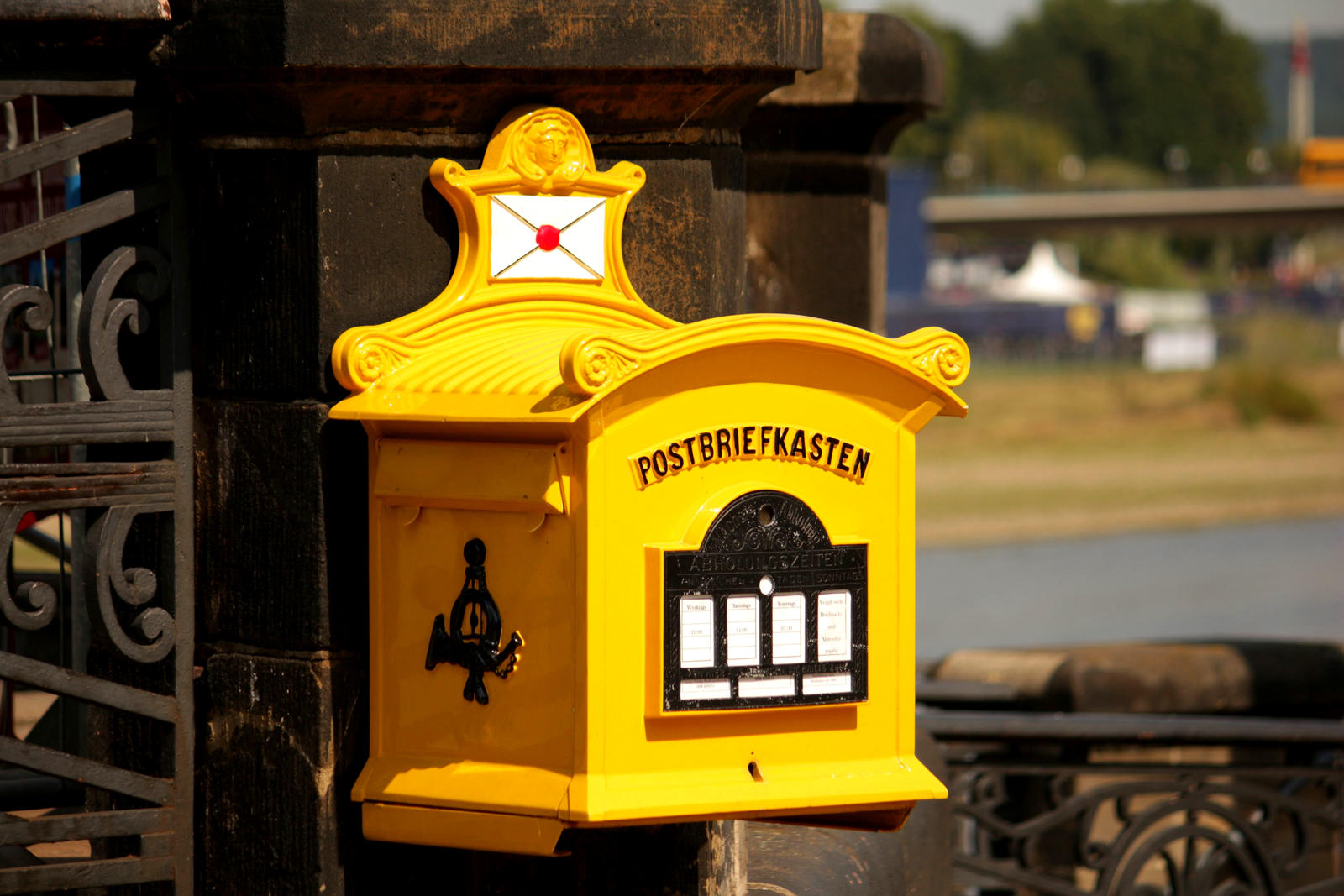 Mailbox Dresden by LoveForDetails