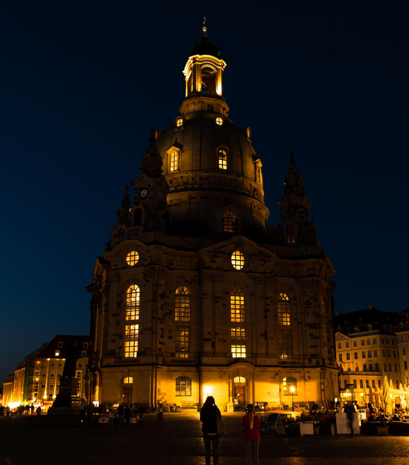 Dresden at night II by LoveForDetails