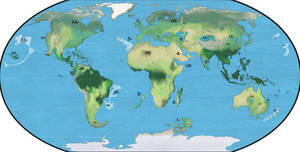 Oha's Earth 2.0.1 - Divergent Geography